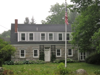 Emilie Loring's Stone House