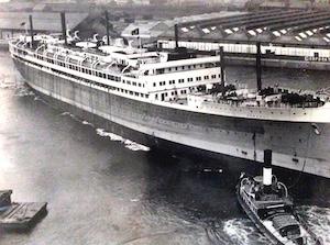 1928 SS Aorangi