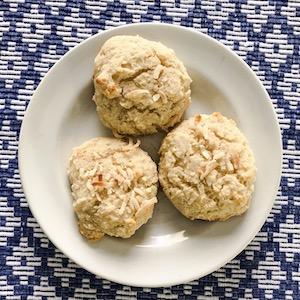 Emilie Loring's cookies