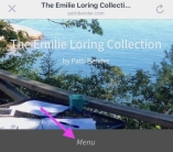 Emilie Loring Collection menu