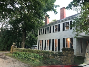 Emilie Baker's home