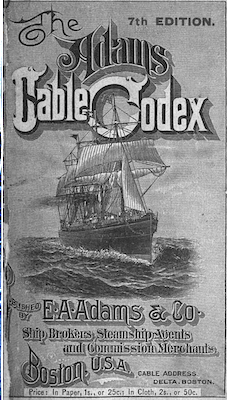 Adams Cable Codex
