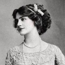 1890s Gaity Girl