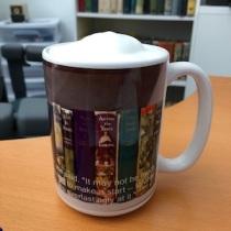 Emilie Loring mug