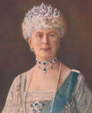 (Actually Queen Mary)