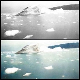 1 ice floe colorized vs bw