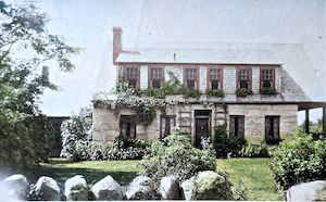 Stone House-Colorized
