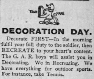 Decorate then Recreate