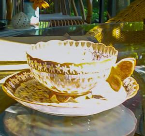 Emilie's teacup
