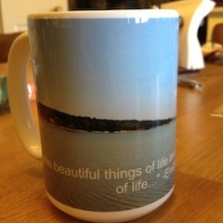 """The beautiful things..."""