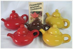 Flowerdale teapot